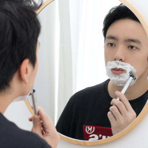 Manual & Electric 2-In-1 Shaver 3 - Sneapy
