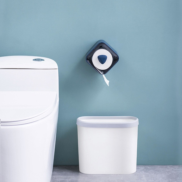 Bue Toilet Paper Holder 2 - Sneapy