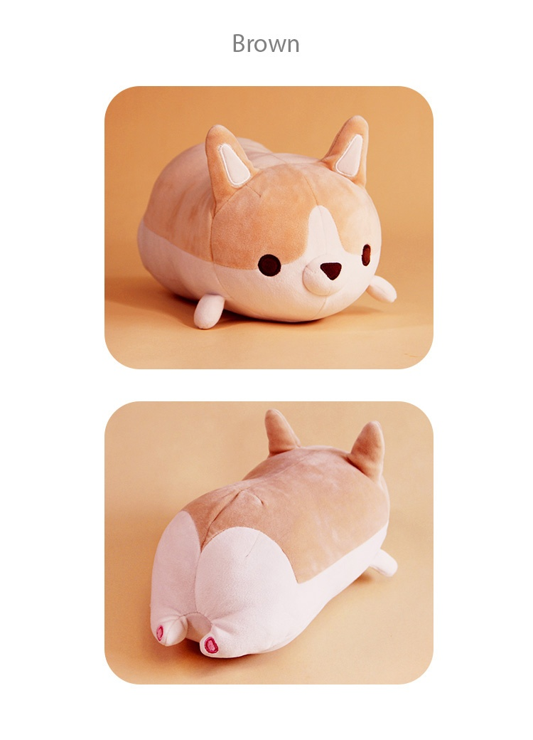 Corgi Pillow 11