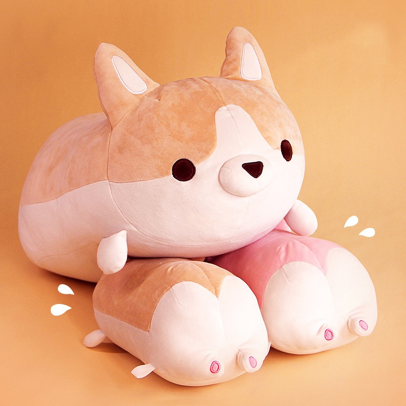 Corgi Pillow 3