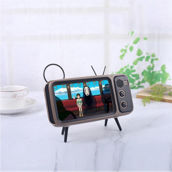 Retro TV Smartphone Holder 7 - Sneapy