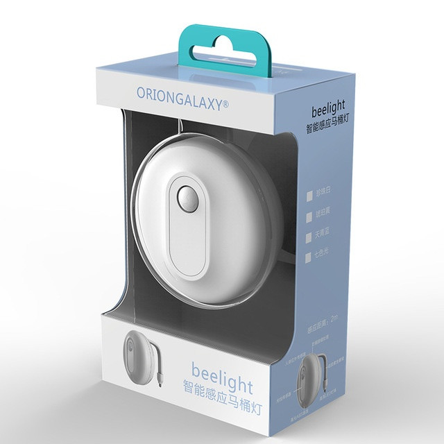 Smart Toilet Light 5 - Sneapy