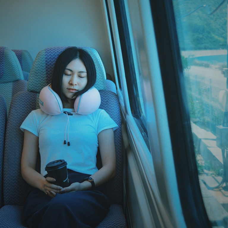 Blossom Neck Pillow 3 - Sneapy