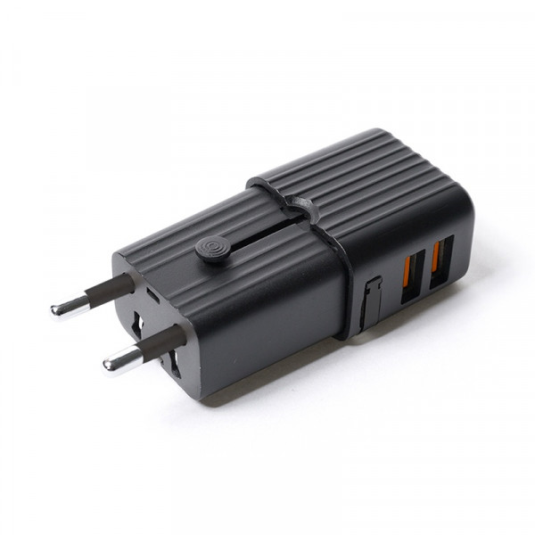 EVO Universal Travel Adapter 3 - Sneapy