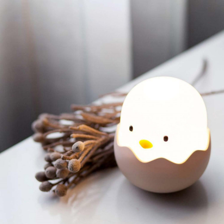 Egg Shell Light 1 - Sneapy