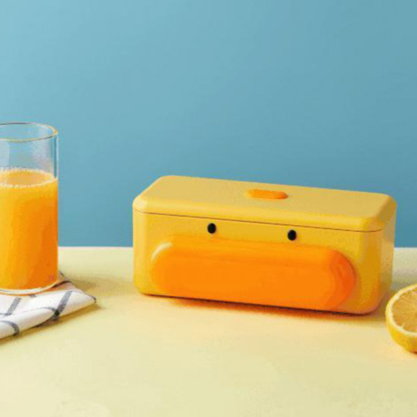 Cute Duck Self Heat Lunch Box 5 - Sneapy