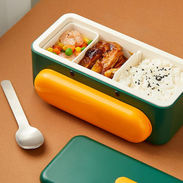 Cute Duck Self Heat Lunch Box 10 - Sneapy
