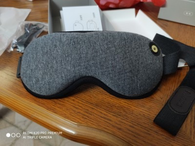 3D Steam Eye Mask photo review