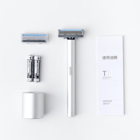 Manual & Electric 2-In-1 Shaver 9 - Sneapy
