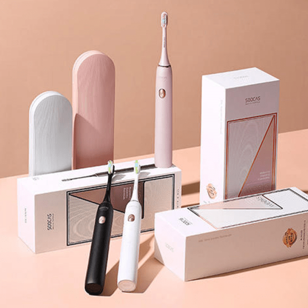 Sonic Electric Toothbrush X3U 1 - Sneapy