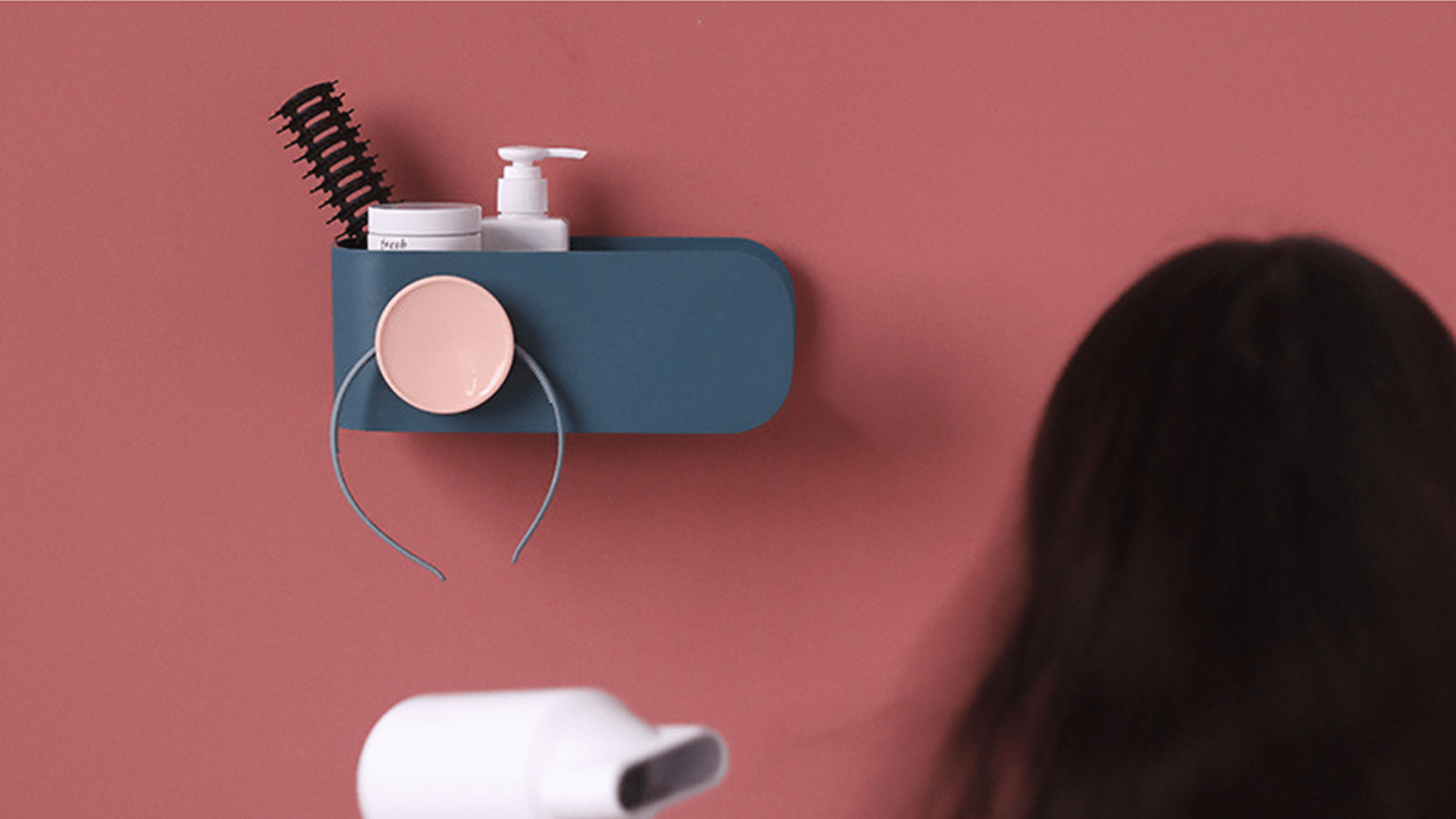 Nil Hair Dryer Holder 6 - Sneapy