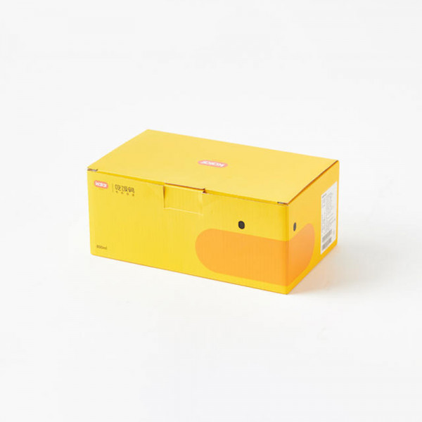 Cute Duck Self Heat Lunch Box 16 - Sneapy