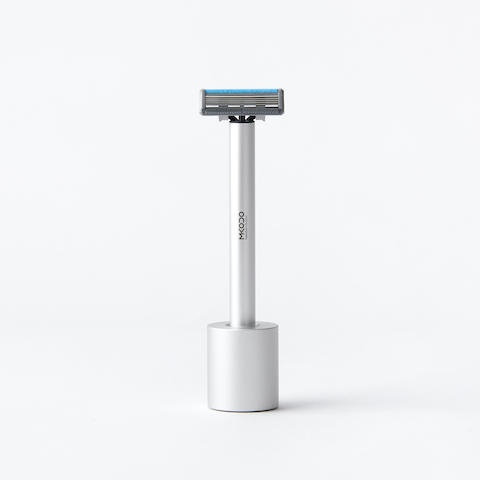 Manual & Electric 2-In-1 Shaver 5 - Sneapy