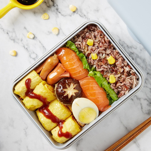 Electric Steaming Lunchbox 3 - Sneapy