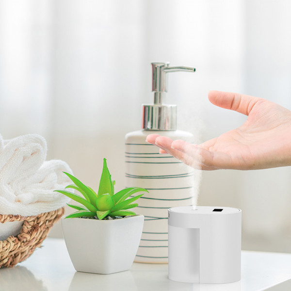 Automatic Hand Sanitizer Dispenser 4 - Sneapy