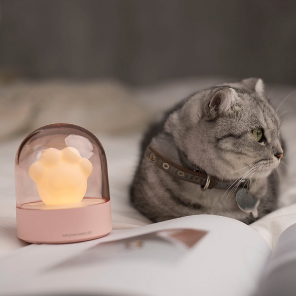 Cat Paw Music Lamp 5 - Sneapy