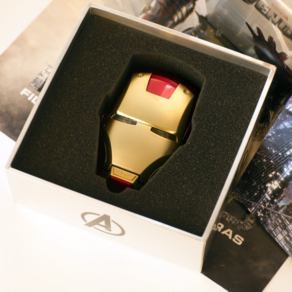 Ironman Powerbank 3 - Sneapy