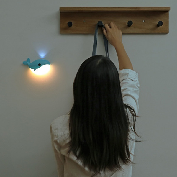 Blue Whale Induction Light 4 - Sneapy