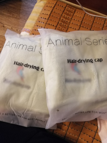 Kadlo Hair Drying Cap photo review