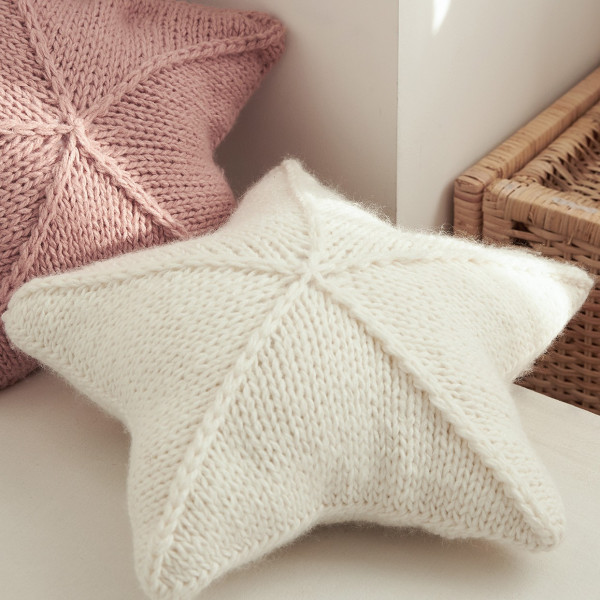 Star Wool Pillow 3 - Sneapy