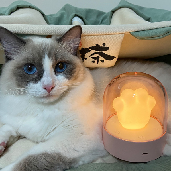 Cat Paw Music Lamp 3 - Sneapy