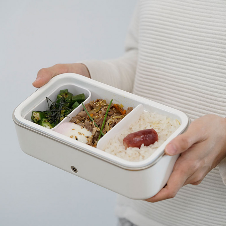 Self Heat Lunch Box 1 - Sneapy