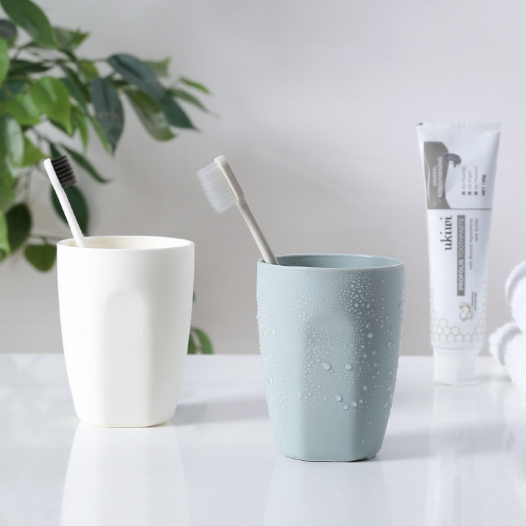 Minimalist Toothbrush Cup 1 - Sneapy
