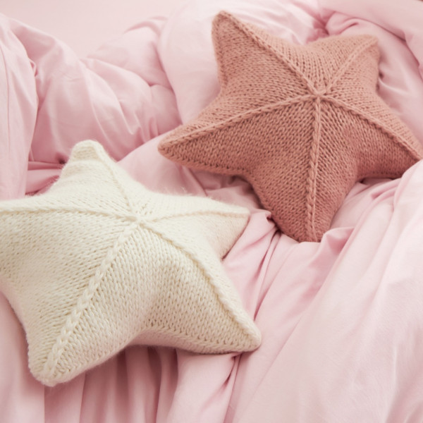 Star Wool Pillow 4 - Sneapy