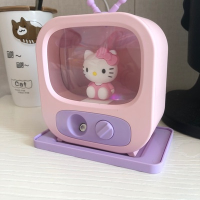 Hello Kitty TV Nano Humidifier photo review