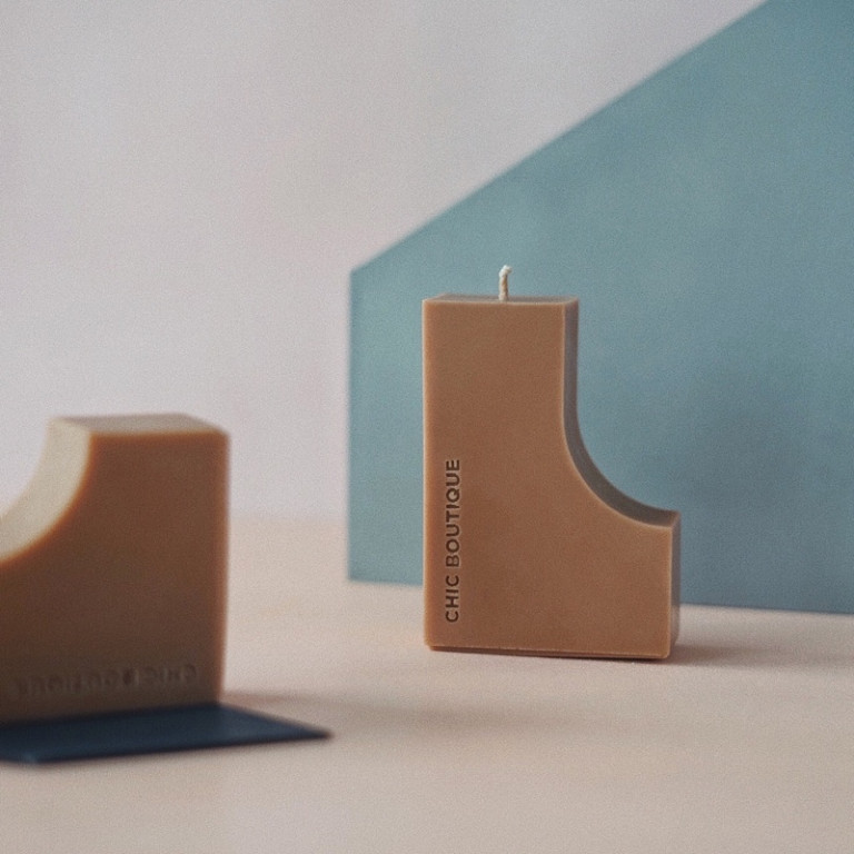 Blocks Candle 3 - Sneapy