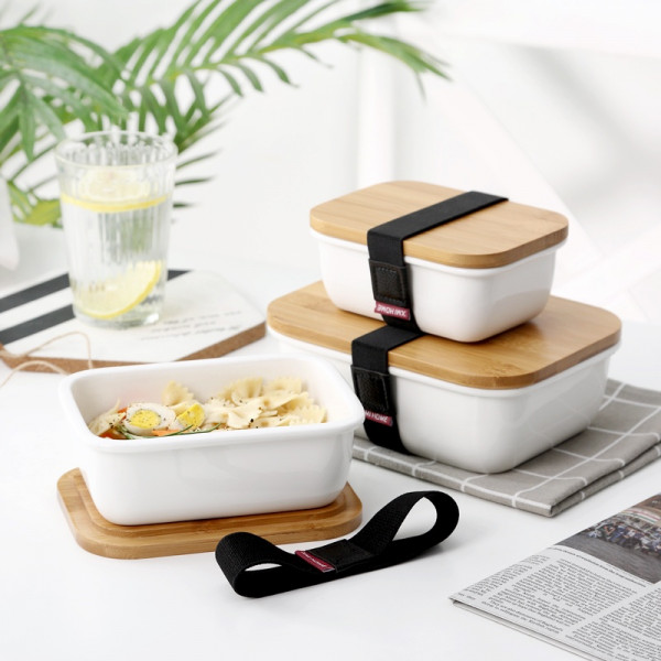 Japanese Ceramic Lunch Box 1 - Sneapy