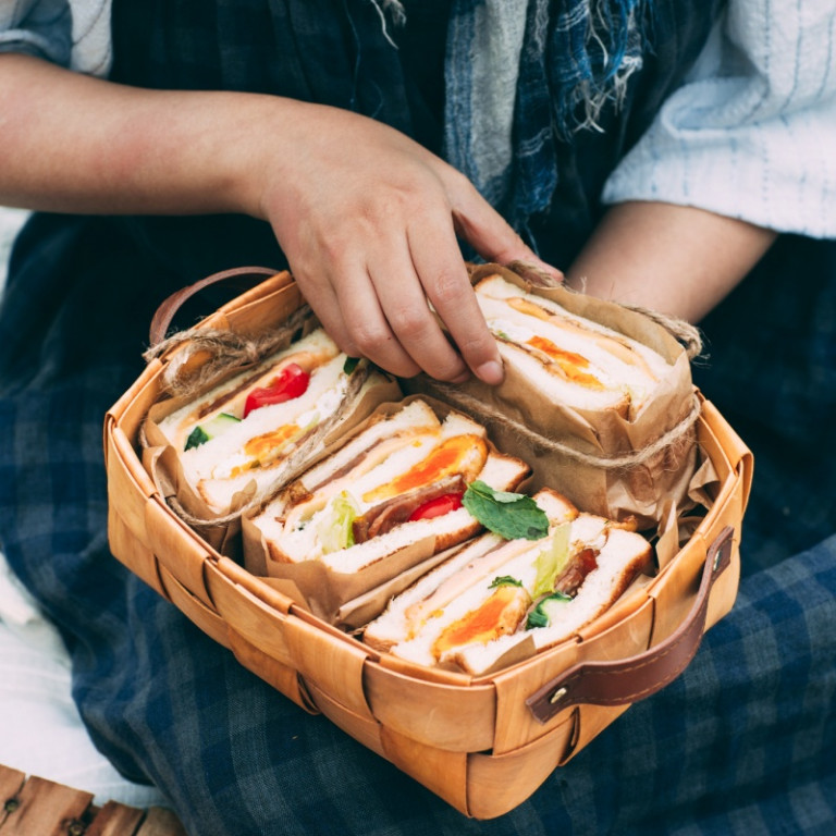 Japanese Woven Basket 2 - Sneapy