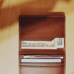 NOMAD Slim Wallet photo review
