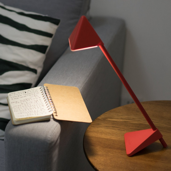Triangle LED Lamp 2 - Sneapy