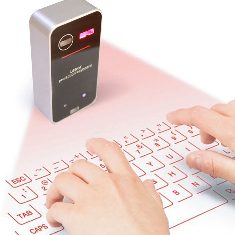 Laser Projection Virtual Keyboard 5 - Sneapy