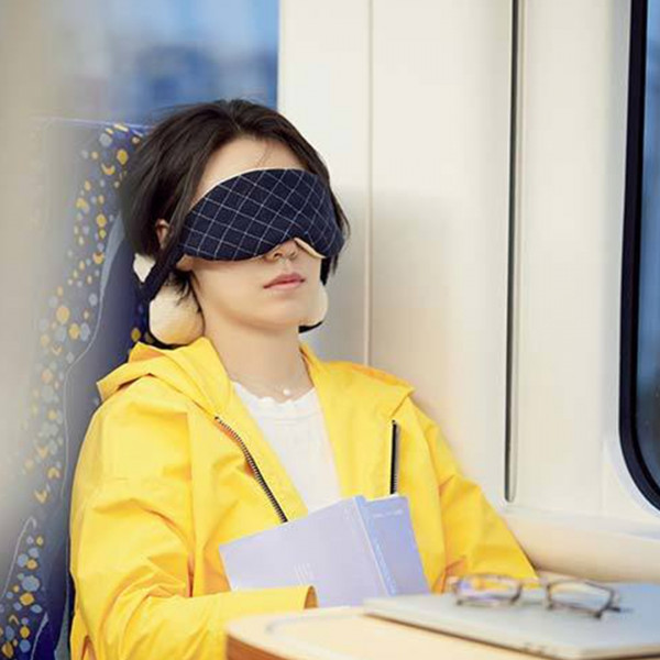 Eye Mask + Neck Pillow 2 in 1 5 - Sneapy
