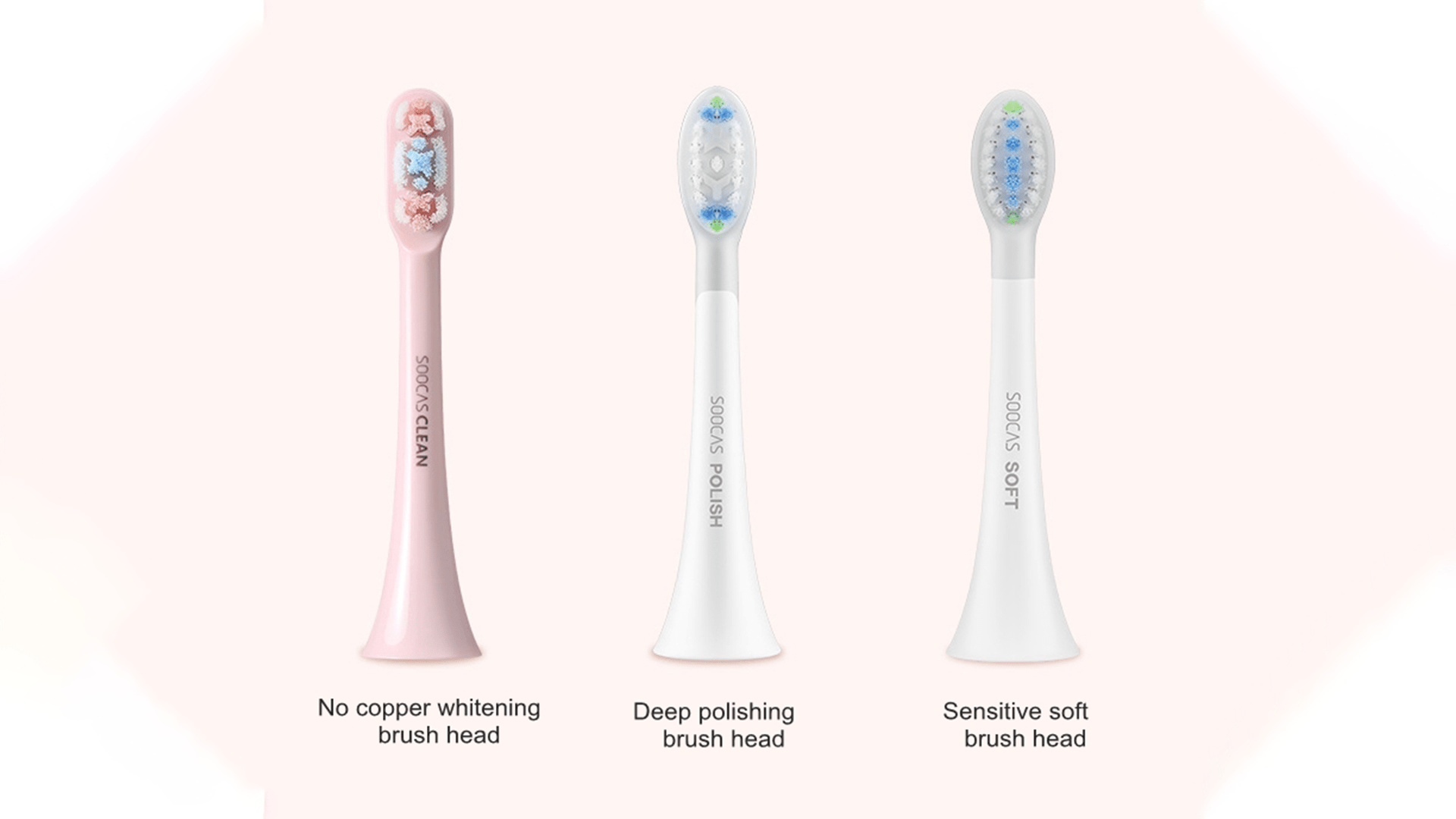 Sonic Electric Toothbrush X3U 7 - Sneapy