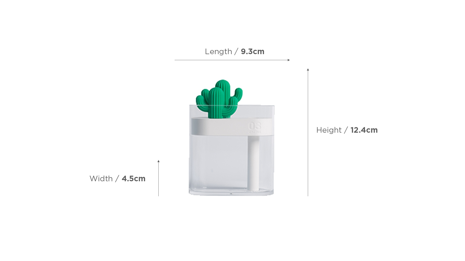 Mini Cactus Humidifier 1