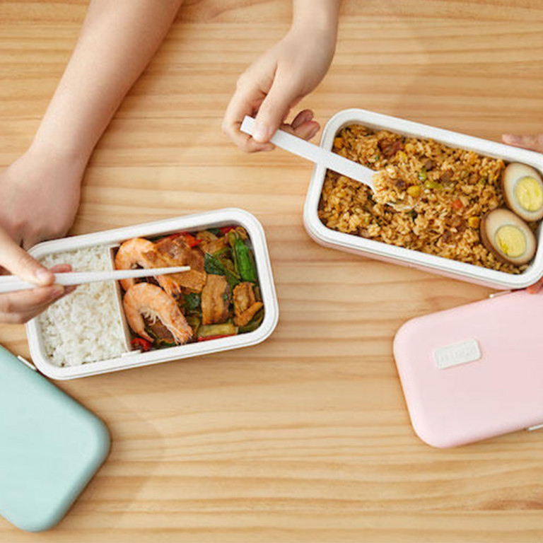 Self Heat Lunch Box 4 - Sneapy