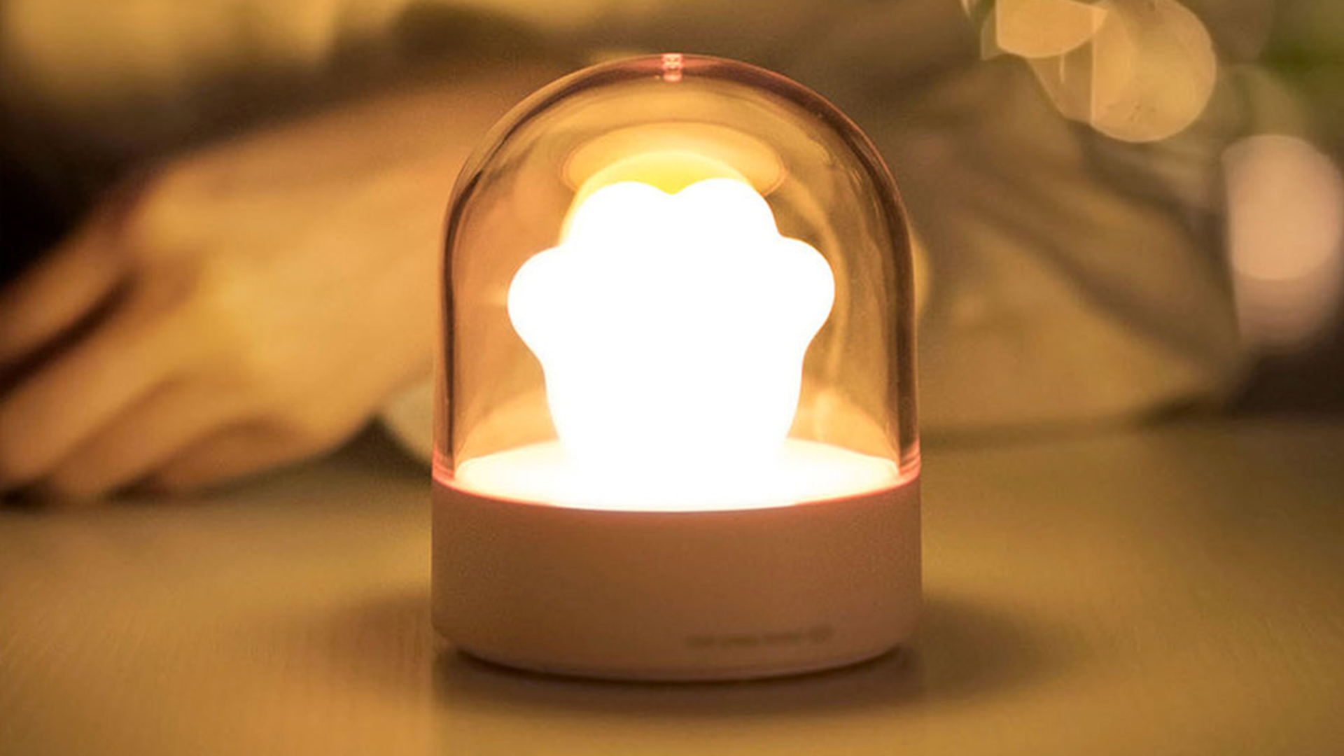 Cat Paw Music Lamp 11 - Sneapy
