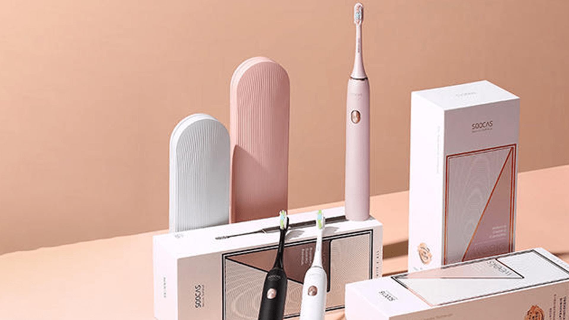 Sonic Electric Toothbrush X3U 12 - Sneapy