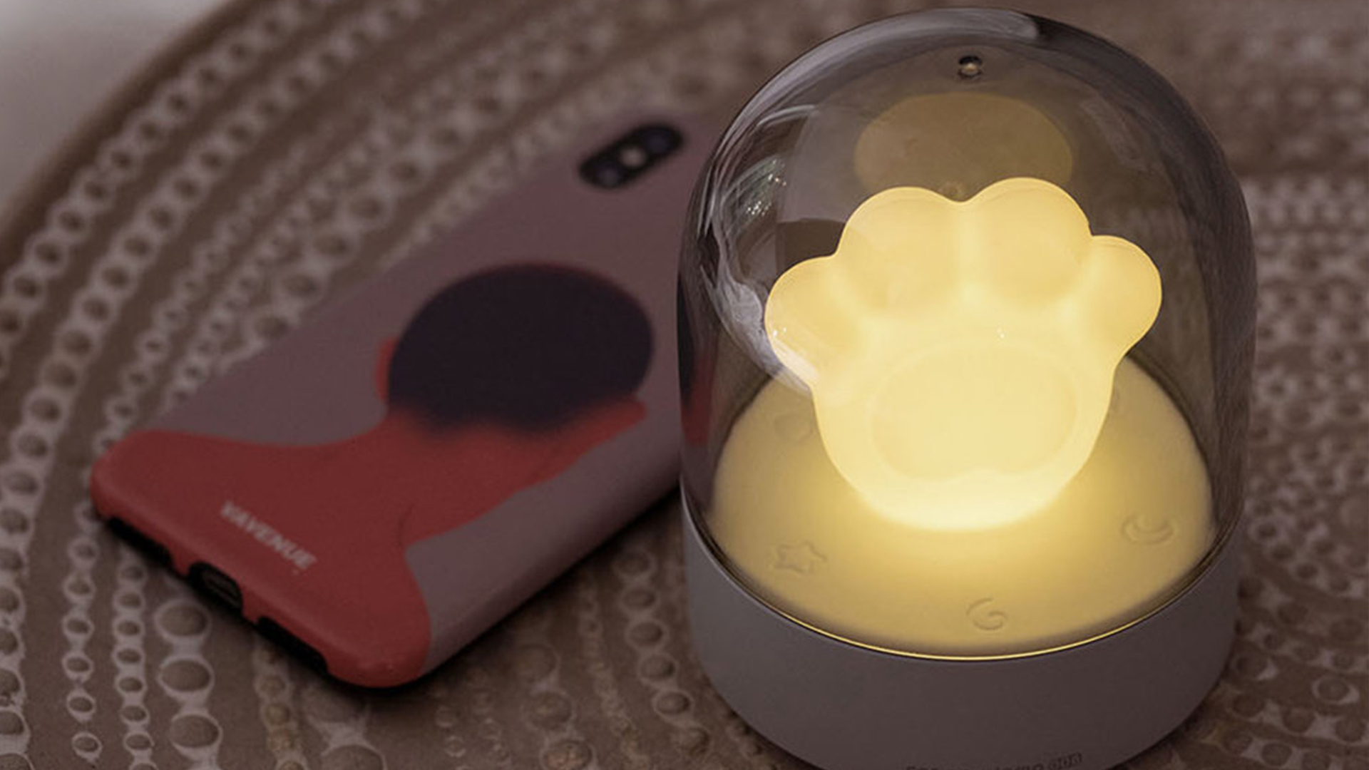 Cat Paw Music Lamp 9 - Sneapy
