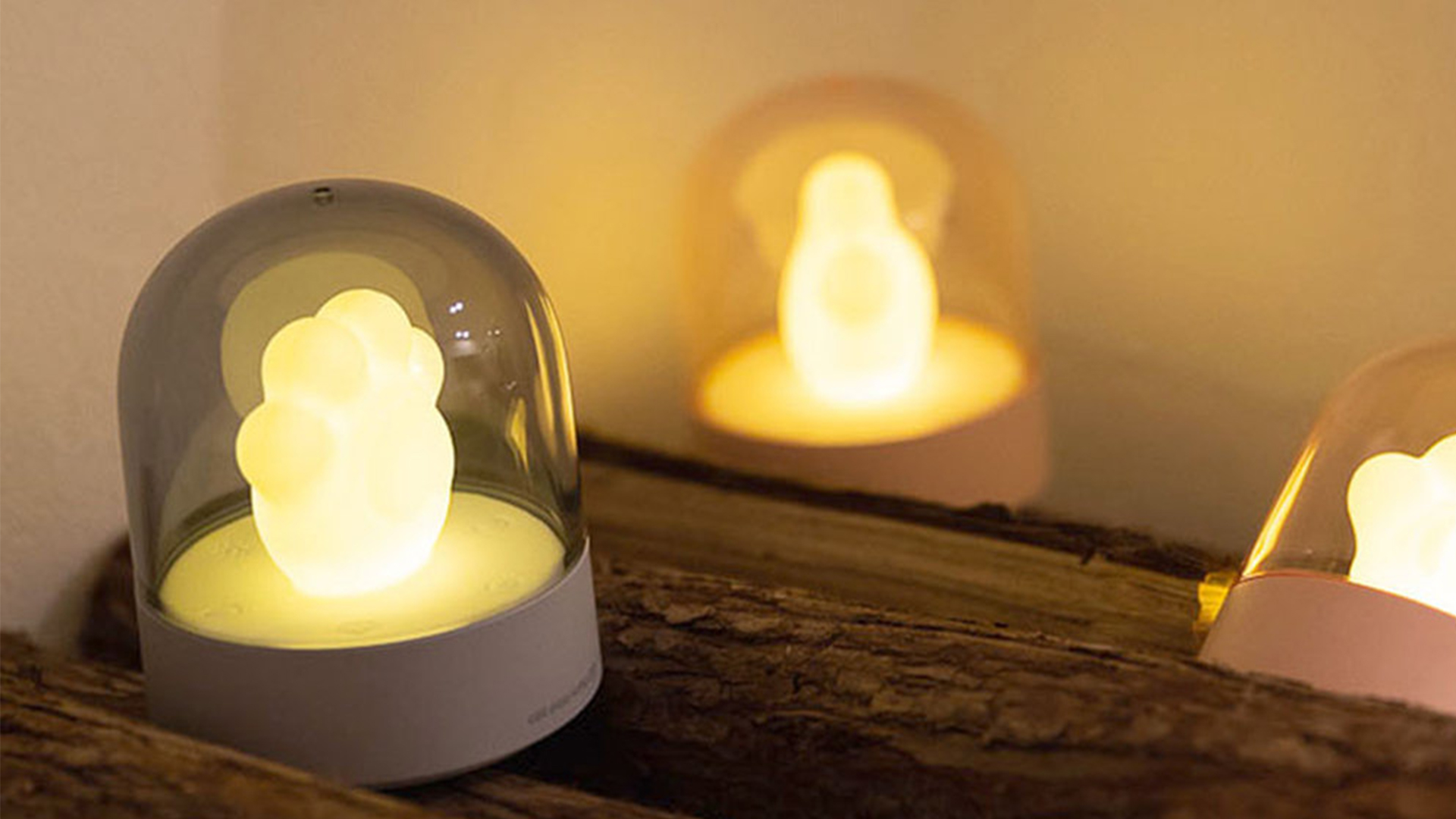Cat Paw Music Lamp 12 - Sneapy