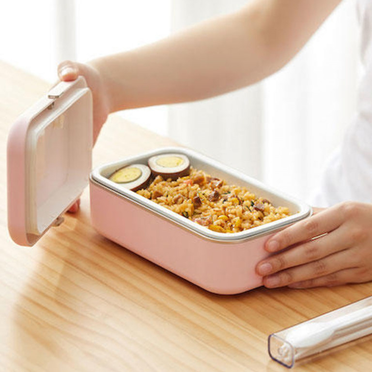 Self Heat Lunch Box 3 - Sneapy
