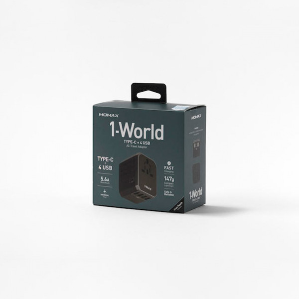 1-World Travel Adapter 7 - Sneapy