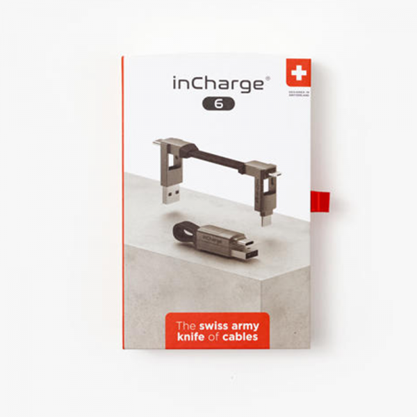 inCharge 6 in 1 Cable 16 - Sneapy