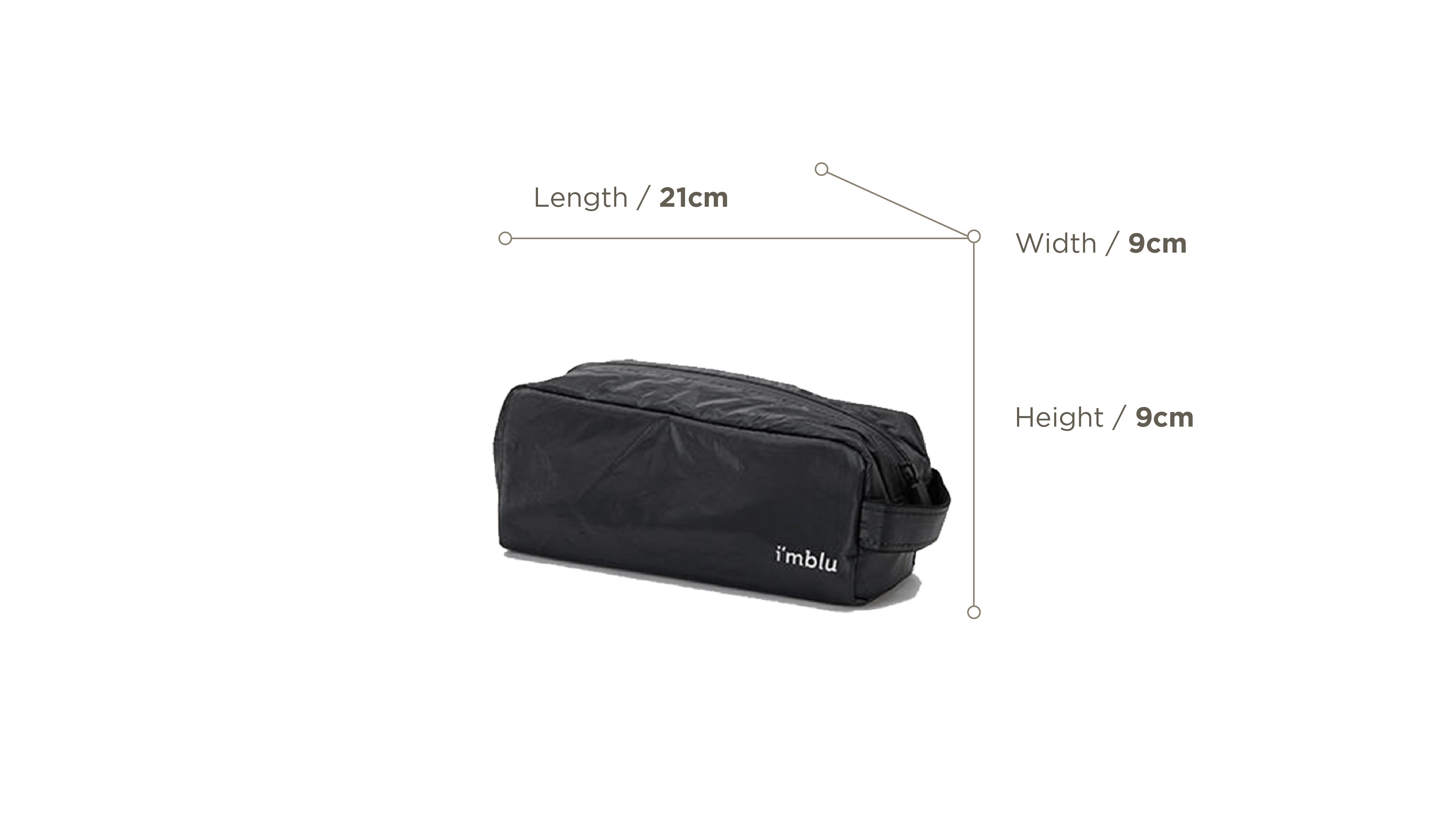 Travel Toiletry Bag 11 - Sneapy