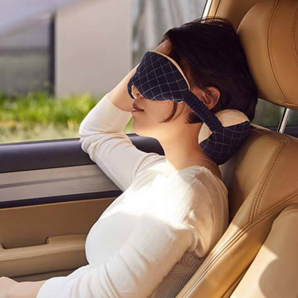 Eye Mask + Neck Pillow 2 in 1 4 - Sneapy