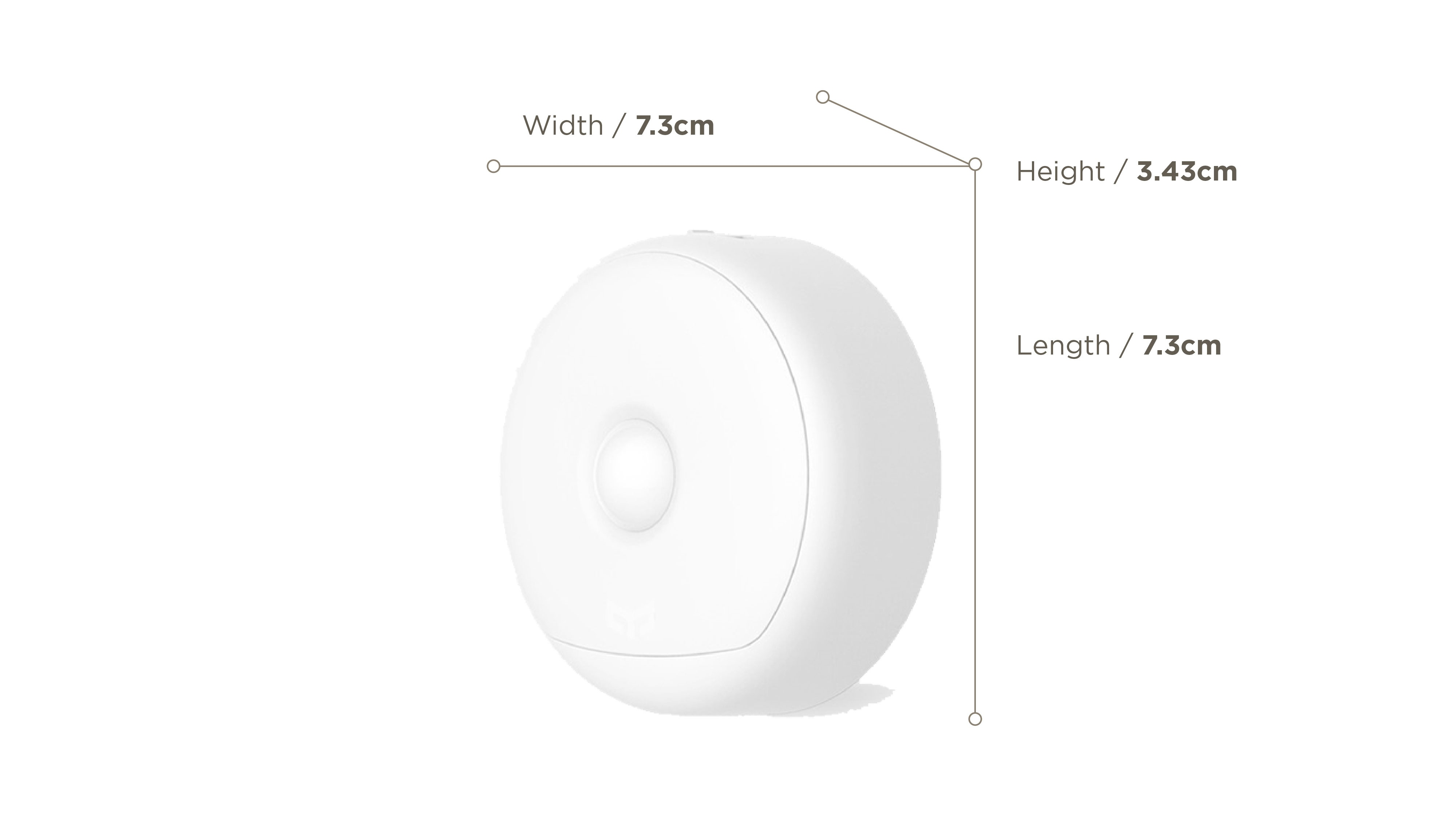Induction Night Light 11 - Sneapy